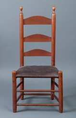 Lot 11: Side Chair