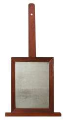 Lot 23: Mirror and Hanger