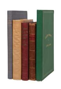 Lot 27: Five Books