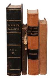 Lot 31: Four Books