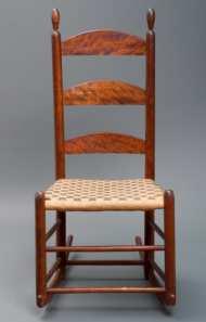 Lot 34: Rocking Chair