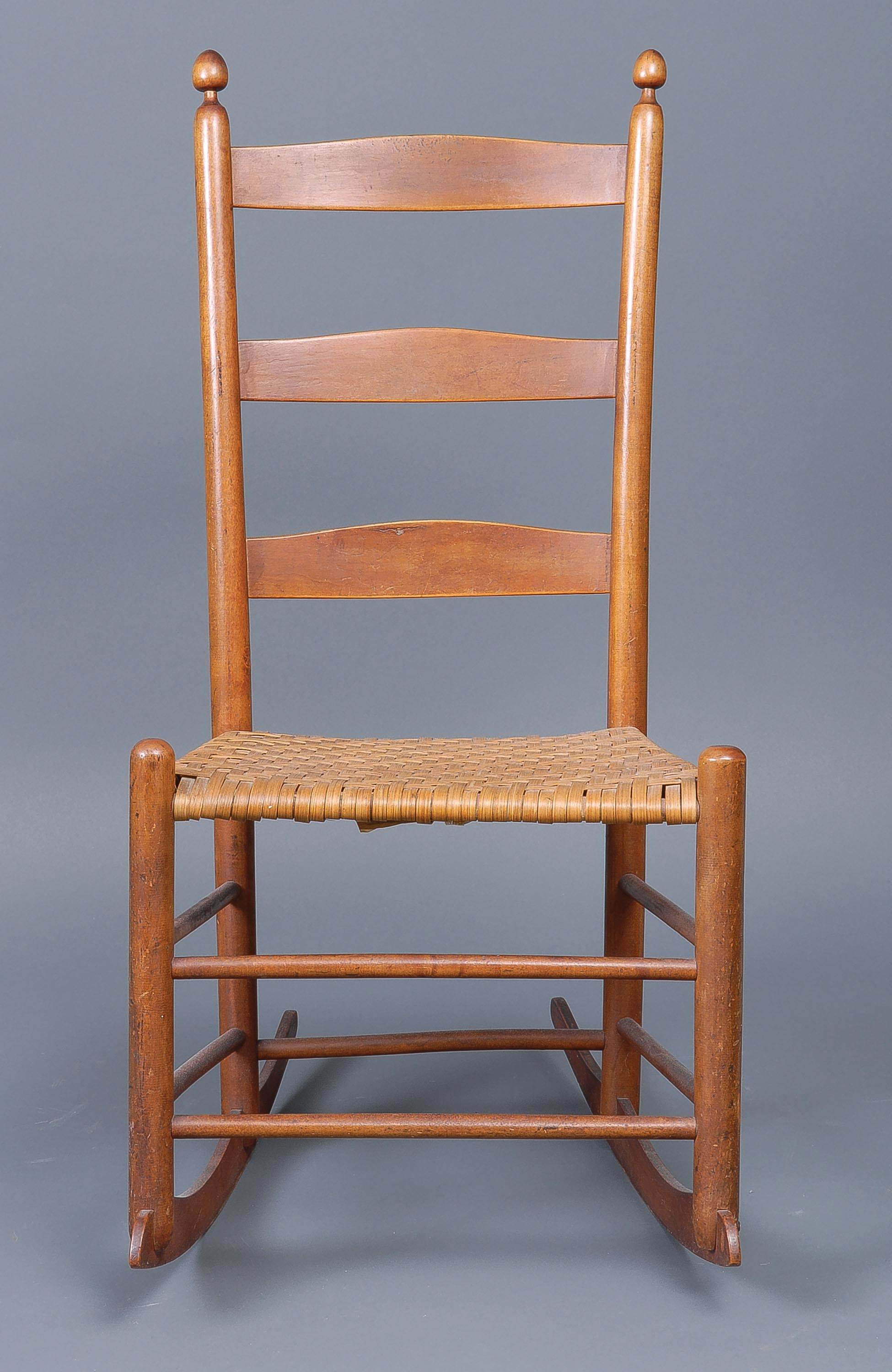 Lot 37 Two Rocking Chairs