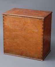 Lot 50: Wood Box