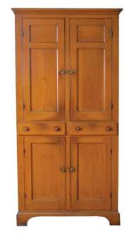 Lot 9: Cupboard