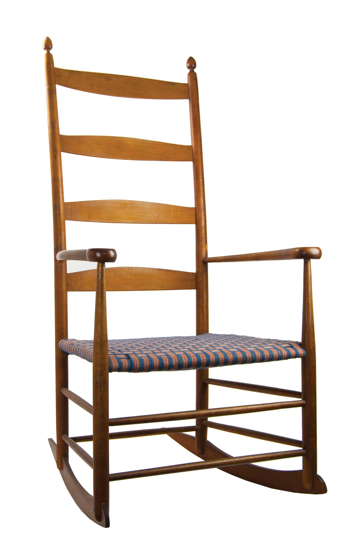 Lot 118 Rocking Chair