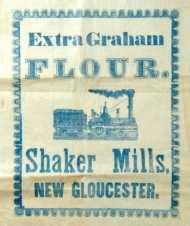 Lot 16: Flour Sack