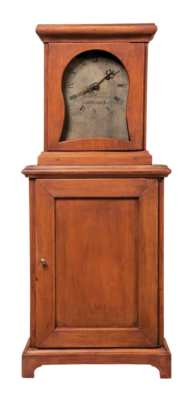 Lot 35: Very Rare Shelf Clock