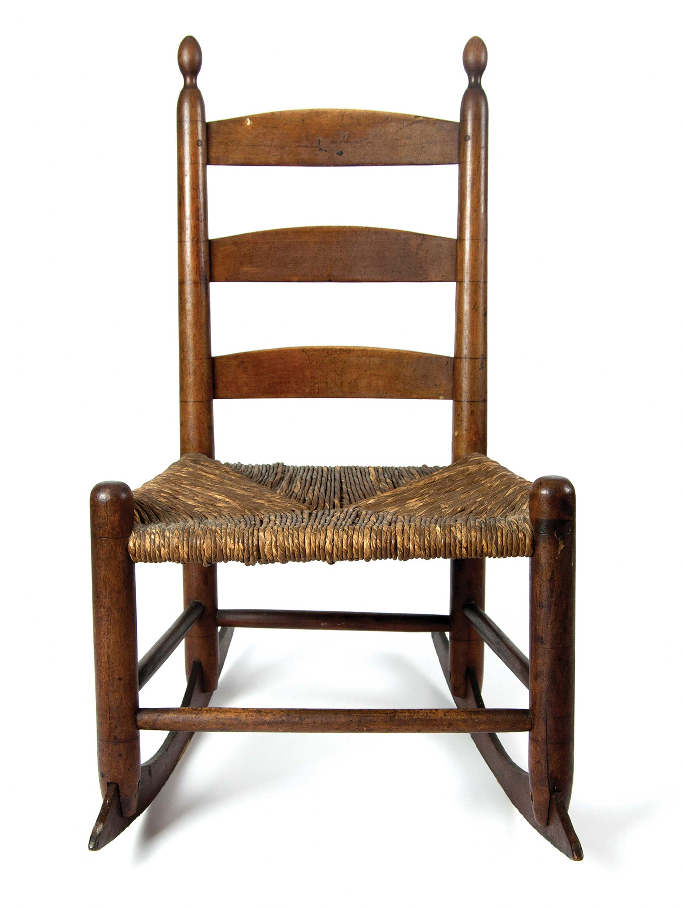 Lot 46 Child s Rocking Chair