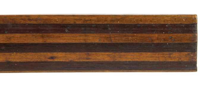 Lot 85: Three Wood Measuring Sticks