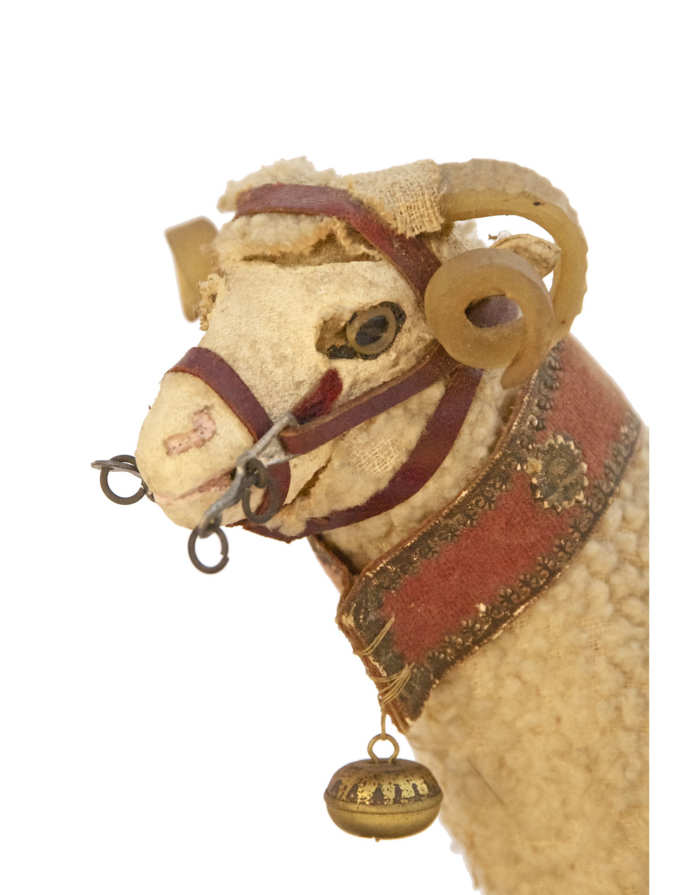 Lot 112: 19th C. Pull Toy