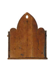 Lot 11: 19th C. Hanging Box