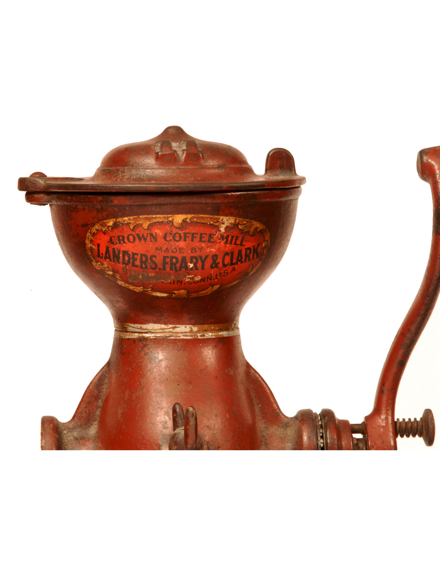 Willis henry auctions inc for Cast iron coffee