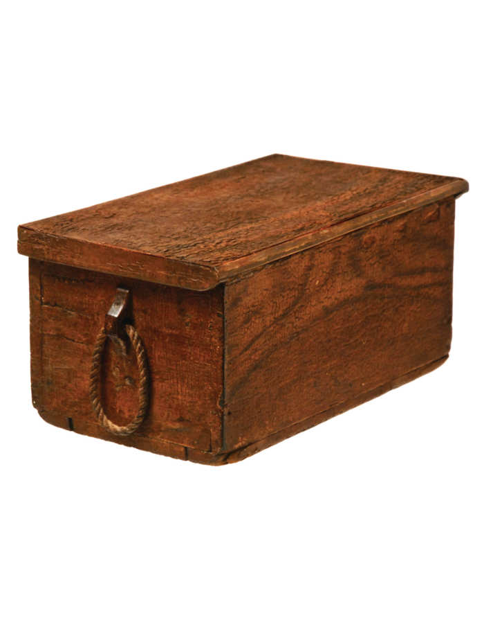 Lot 149: Child's Sea Chest