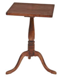 Lot 16: Candlestand