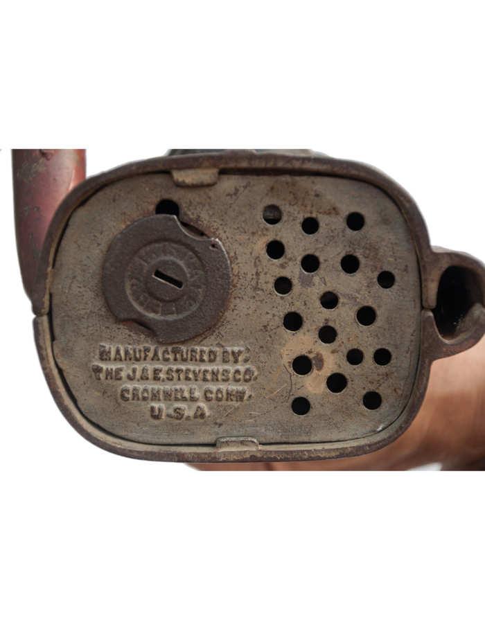 Lot 181D: Cast Iron Mechanical Bank