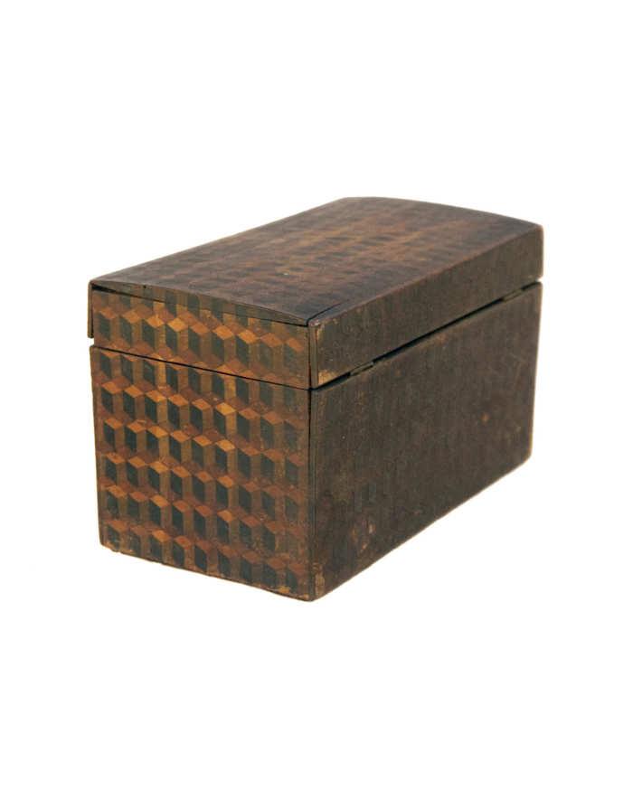 Lot 186: Storage Box with Key