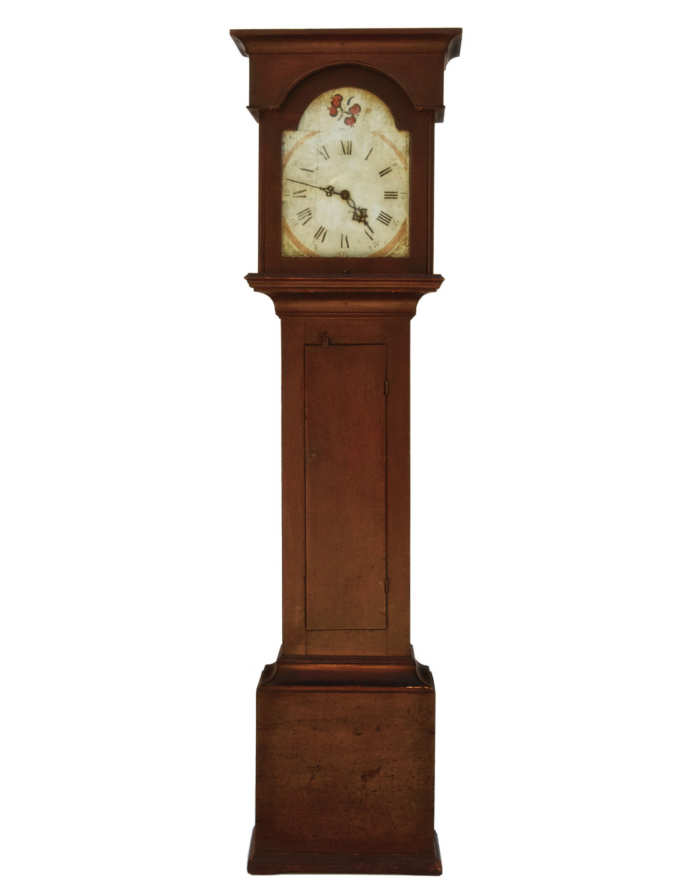 Lot 25: Tall Clock