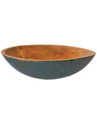 Lot 38: Woodenware Bowl