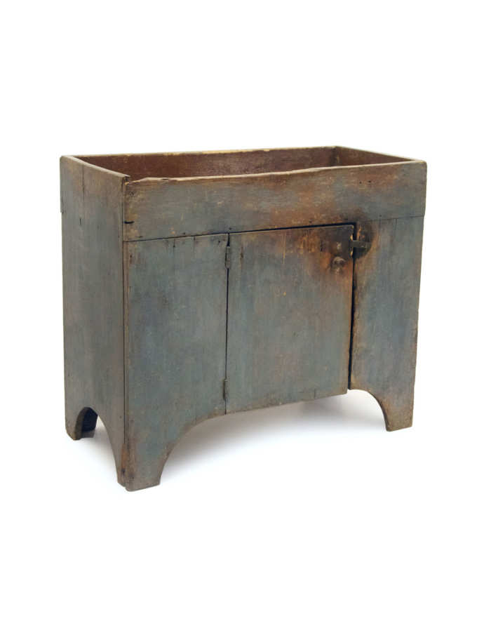 Lot 60: 19th C. Dry Sink