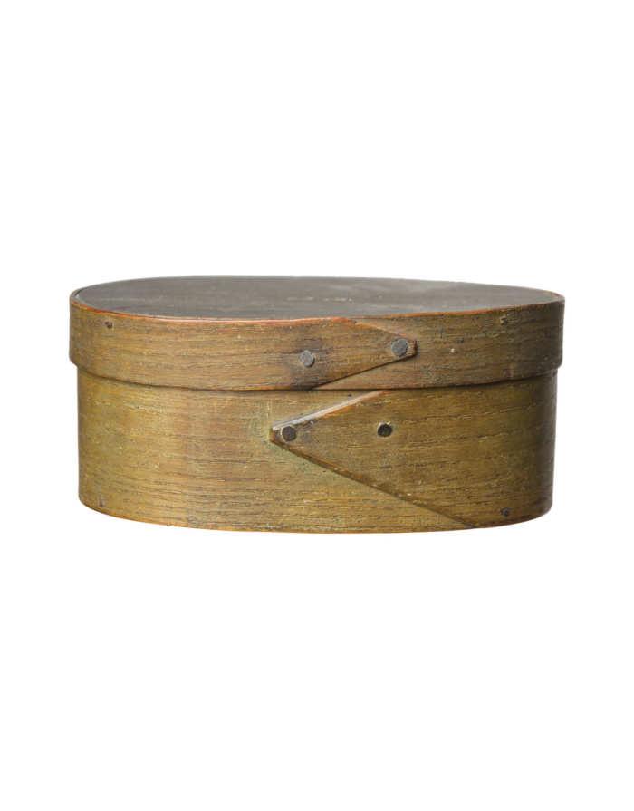 Lot 62B: Oval Pantry Box