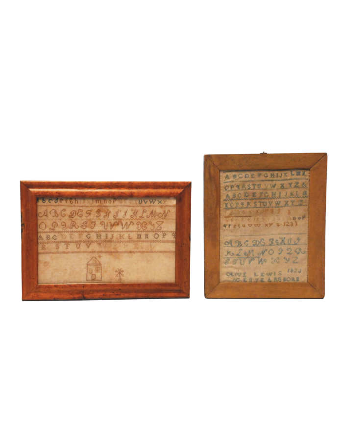 Lot 69: Two Samplers