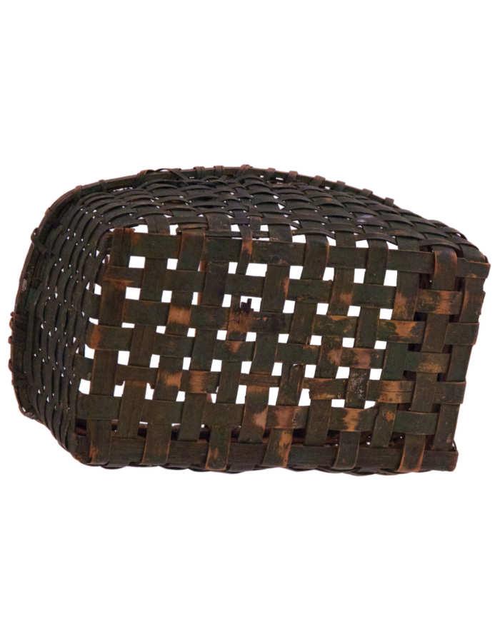 Lot 91: Three Hoop Handled Gathering Baskets
