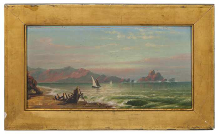Lot 108: Painting by Albert E. Downs