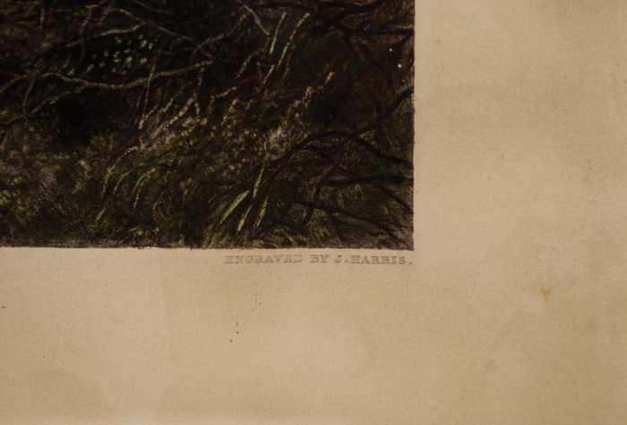 Lot 118: 19th c. English Engraving