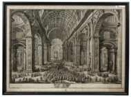 Lot 194B: 18th c. Print