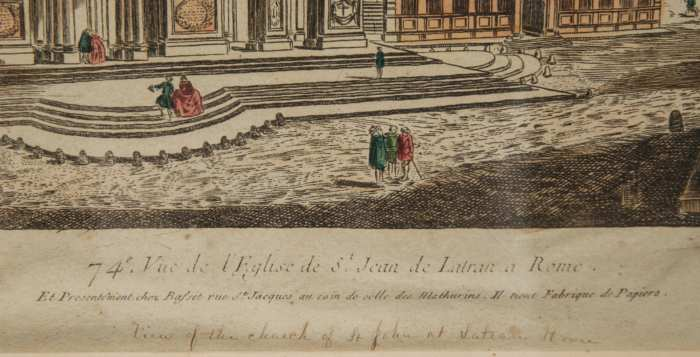 Lot 194: Early 18th c. Prints