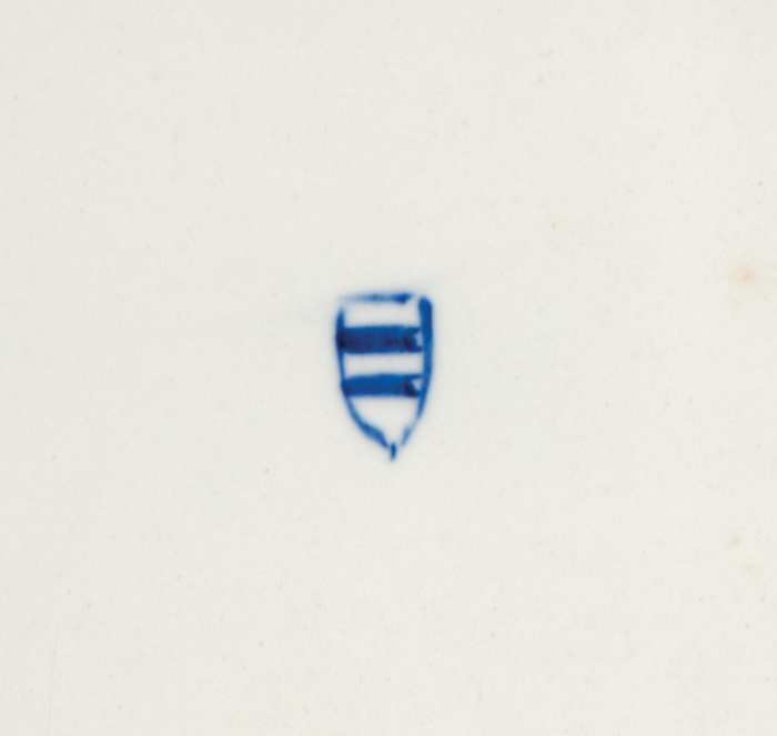 Lot 199: Two Ceramic Delft Pictures
