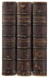 Lot 246: Three Volume Audobon Set