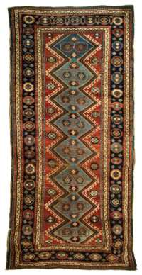 Lot 37B: Shiraz Oriental Area Rug