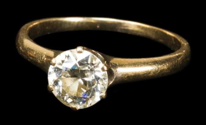 Lot 78A: Diamond Ring