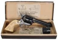 Lot 91A: Colt 44 Single Action Revolver