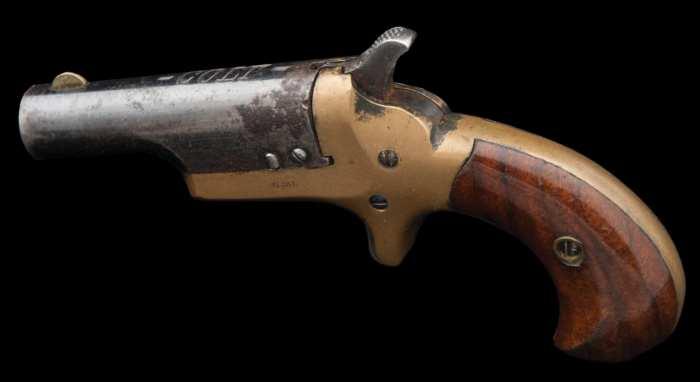 Lot 93C: Colt Derringer
