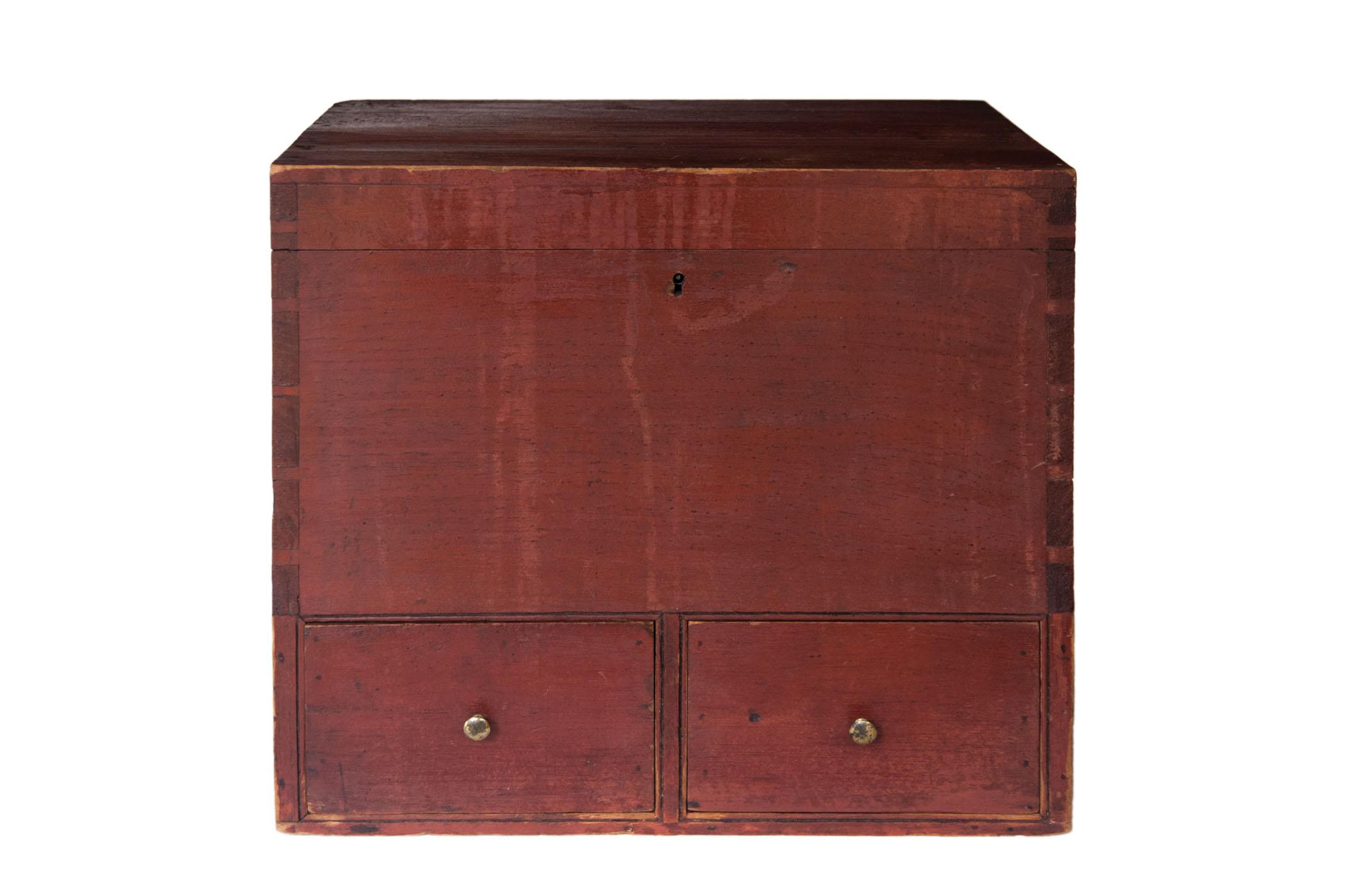 Lot 167 Tall Storage Box  sc 1 st  Willis Henry Auctions Inc. & Willis Henry Auctions Inc.
