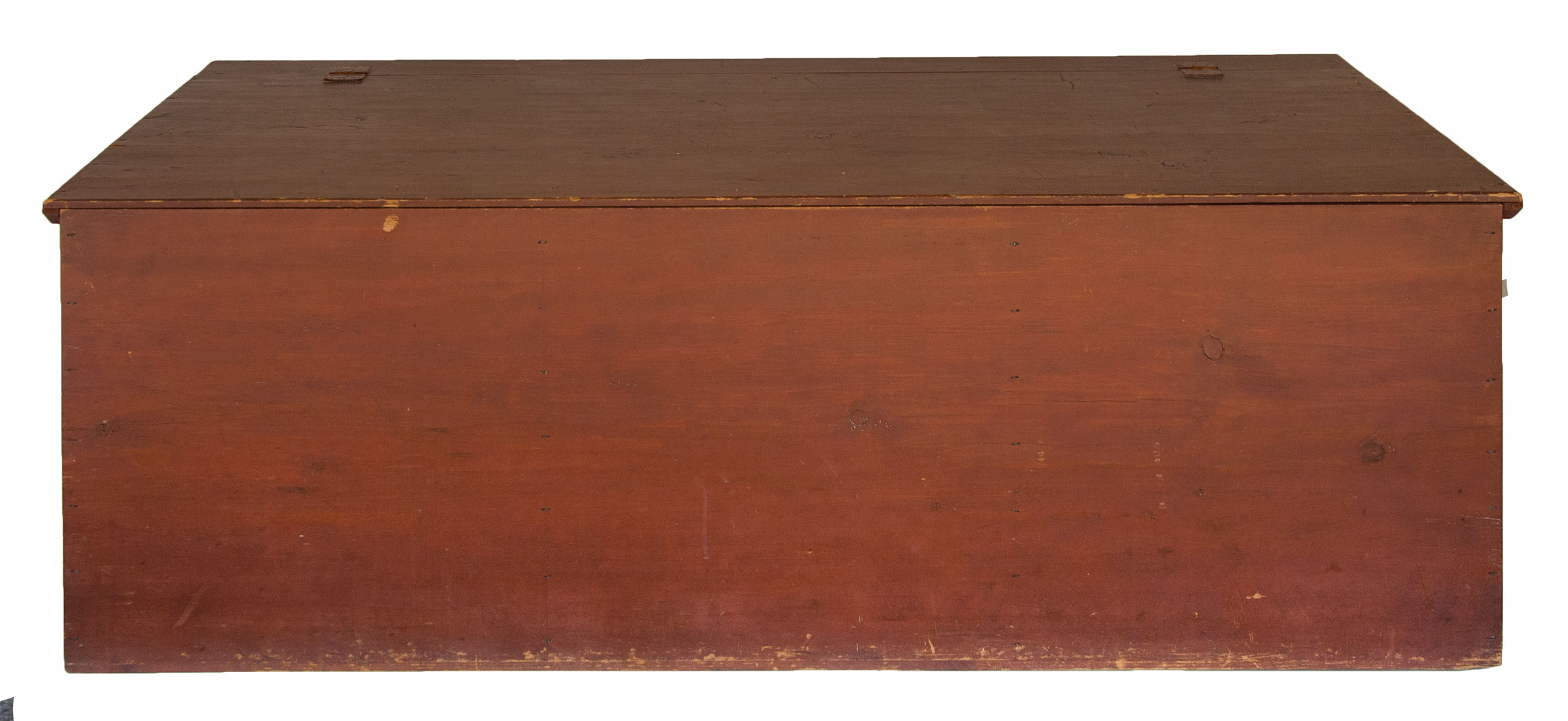 Lot 220 linen chest willis henry auctions inc for Housse causeuse linen chest