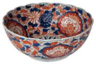 imari, bowl