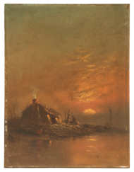 gifford, oil, painting