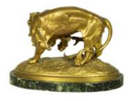 bronze, sculpture, bayre