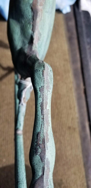 copper, horse, weathervane