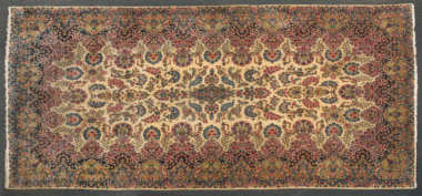 persian, kirkman, rug