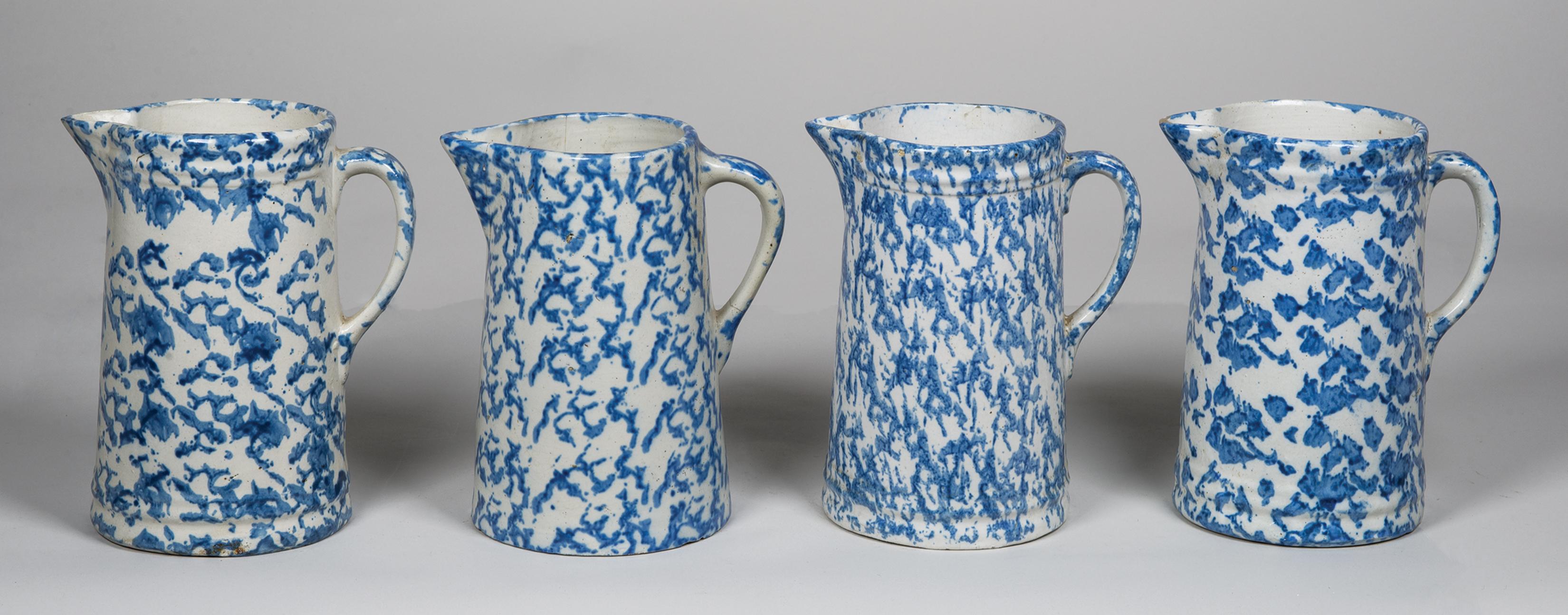 spongeware, pitchers