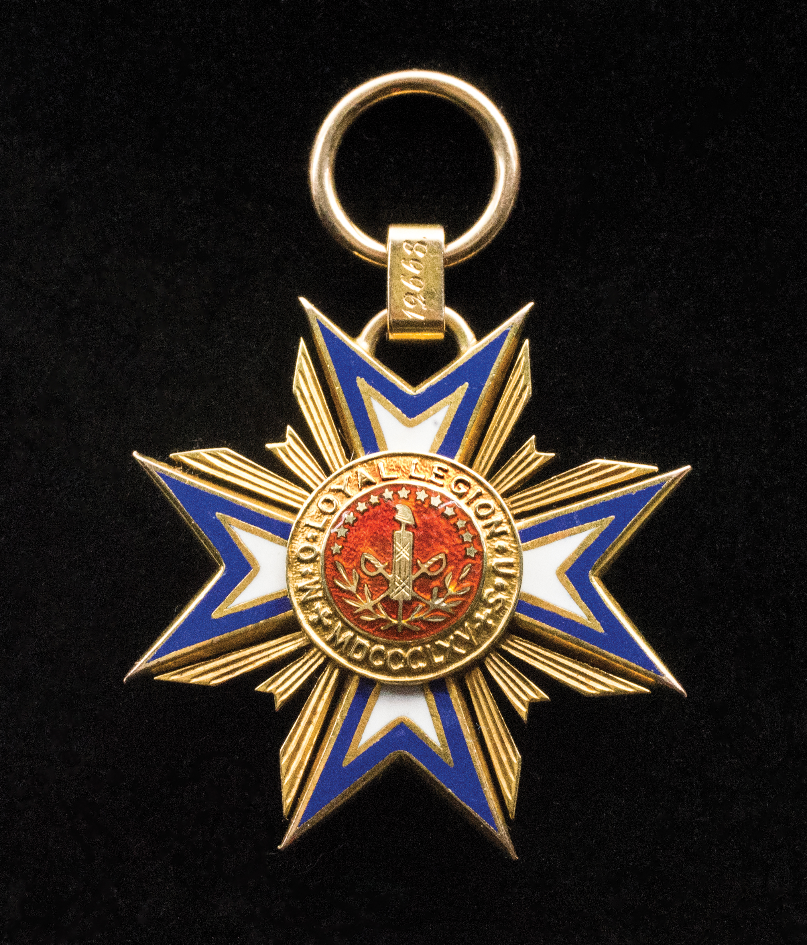 badge, military, order, loyal, legion