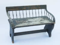 buggy, bench, maple, pine