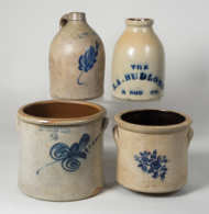 stoneware, crocks, jugs