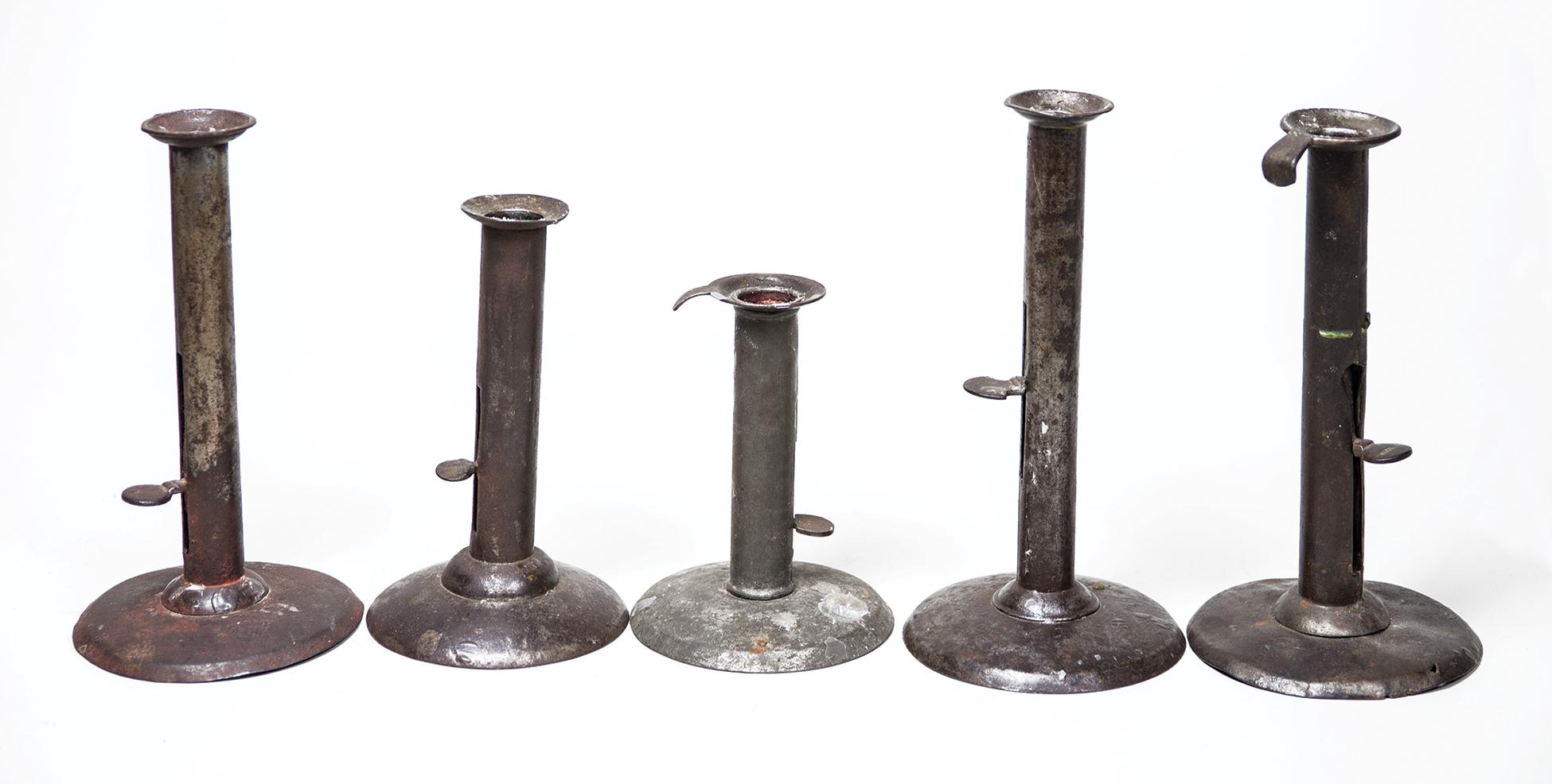 hogscrape, candlesticks