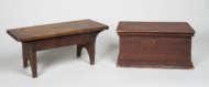footstool, lift lid, storage box