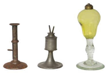 whale, oil, lamp, hogscrape, candlestick